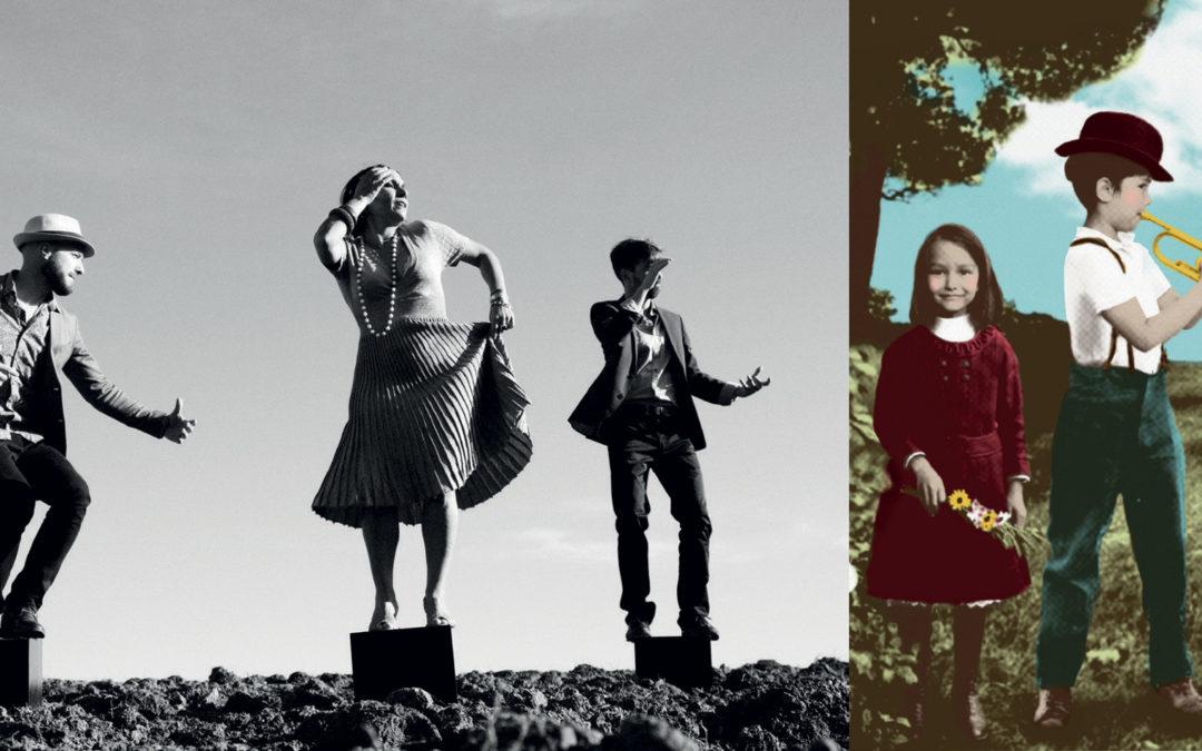 Bel Air de Forro + Isaac et Nora